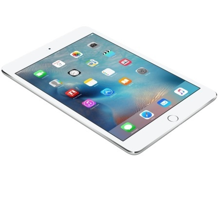 "Apple Display 7.9"" Retina IPS - iPad Mini 4 Wi-Fi +Cell. 128GB Silver"