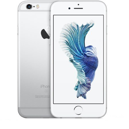Apple - iPhone 6s Plus 16GB Silver
