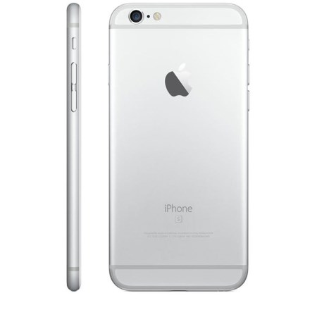 """Apple Display IPS Retina da 5.5"""" - iPhone 6s Plus 16GB Silver"""