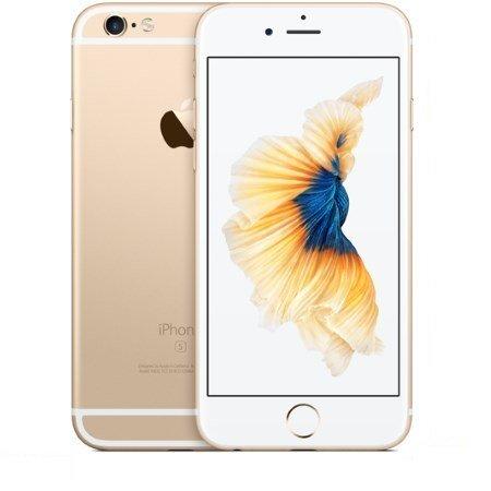 Apple - iPhone 6s Plus 64GB Gold