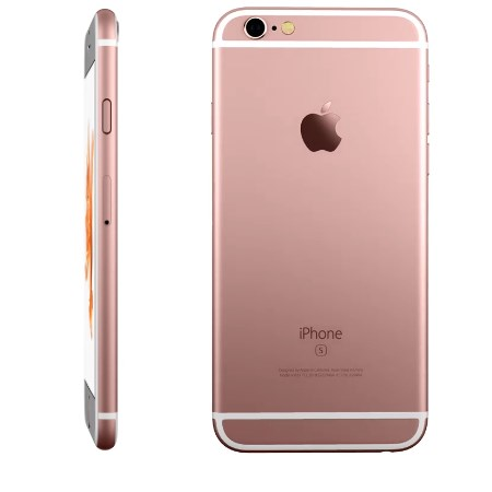 "Apple Display IPS Retina da 5.5"" - iPhone 6s Plus 64GB Rose Gold"