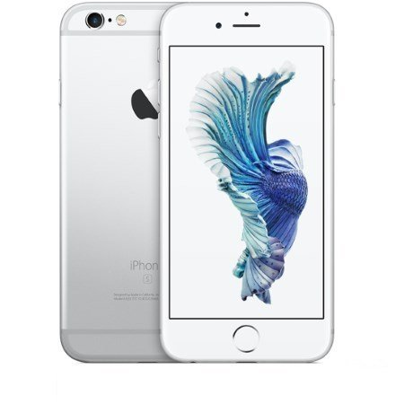"Apple Display IPS Retina da 4.7"" - iPhone 6s 64GB Silver"