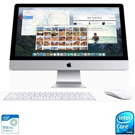 Apple - iMac 21.5 - Mk452t/a