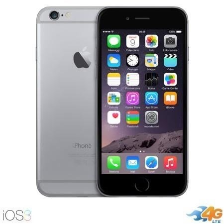 Apple - Iphone 6 128gb Space Grey