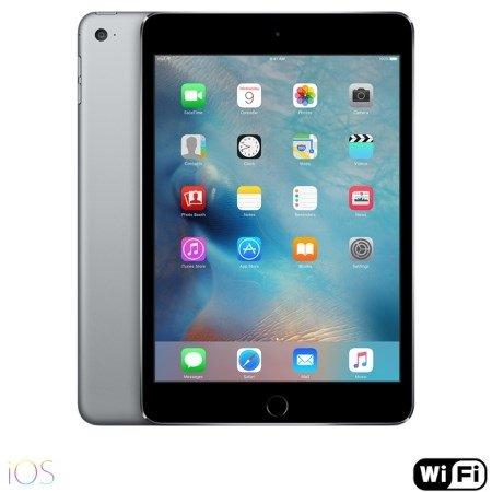 Apple - iPad Mini 4 Wi-Fi 128GB Space Grey