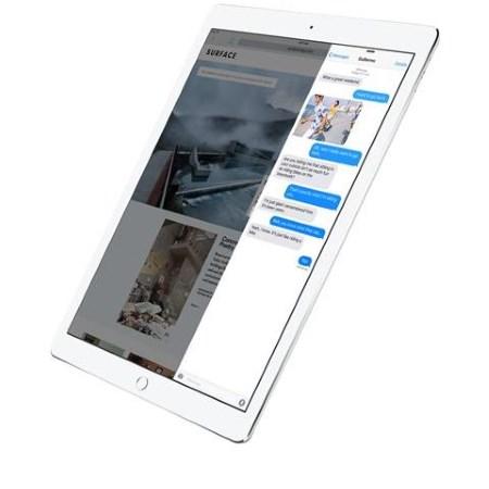 "Apple Display Retina Multitouch da 12.9"", 2732x2048px - iPad Pro 12.9 Wi-Fi 128GB Silver"