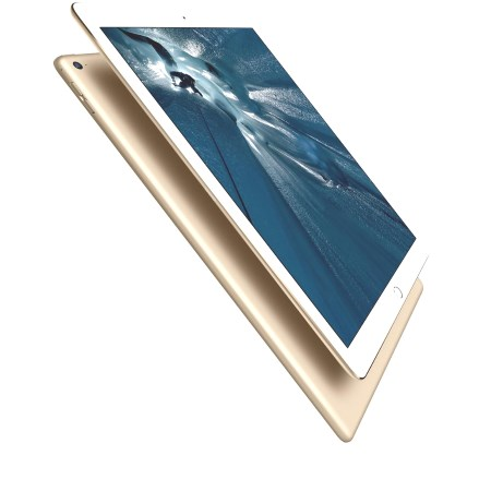 "Apple Display Retina Multitouch da 12.9"", 2732x2048px - iPad Pro 12.9 Wi-Fi +Cellular 128GB Gold"