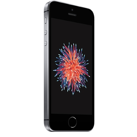 Apple 4G LTE / Wi-Fi 802.11ac - iPhone SE 16GB Space Grey