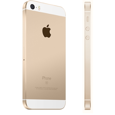 Apple 4G LTE / Wi-Fi 802.11ac - iPhone SE 32GB Gold
