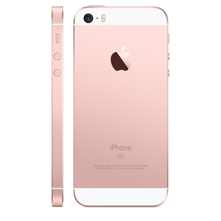 Apple 4G LTE / Wi-Fi 802.11ac - iPhone SE 16GB Rose Gold