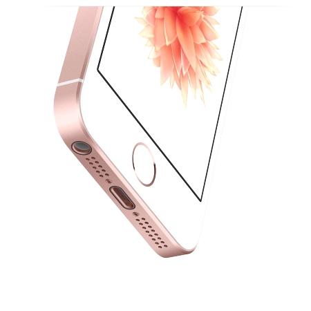 Apple 4G LTE / Wi-Fi 802.11ac - iPhone SE 32GB Rose Gold