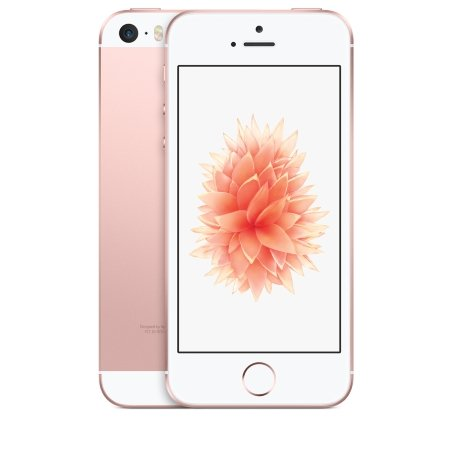 Apple - iPhone SE 32GB Rose Gold