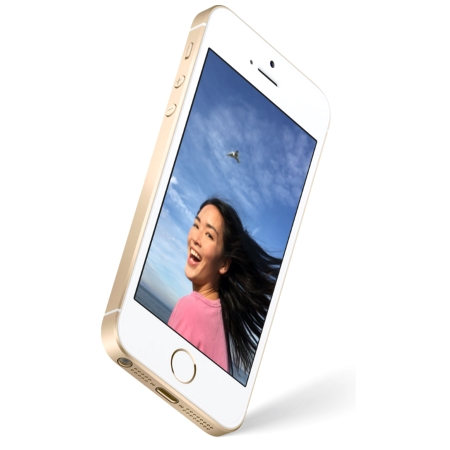 Apple 4G LTE / Wi-Fi 802.11ac - iPhone SE 64GB Gold
