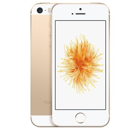 Apple - iPhone SE 64GB Gold