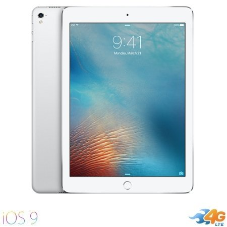 Apple - iPad Pro 9.7 Wi-Fi +Cell. 32GB Silver