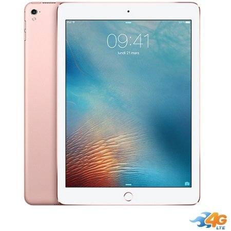 Apple - iPad Pro 9.7 WiFi +cell. 128GB Rosa