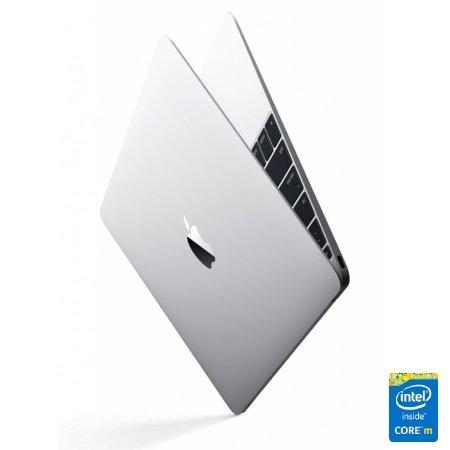 """Apple Display Retina da 12"""" IPS con risoluzione 2304x1440 - MacBook Silver MLHA2"""