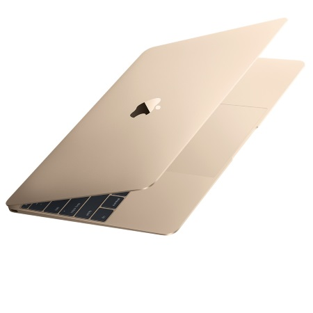 "Apple Display: IPS Retina da 12"", 2304 x 1440 px - MacBook Gold MLHE2"