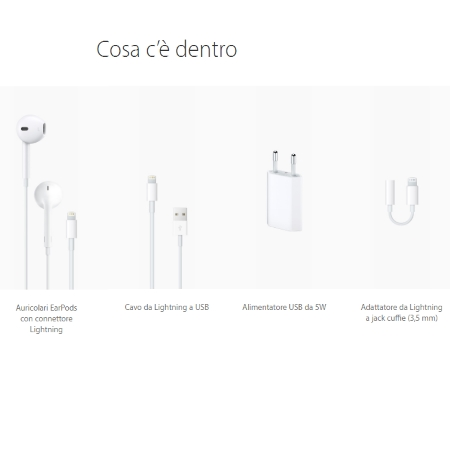 Apple Memoria 32 Gb - iPhone 7 - 32 Gb Gold
