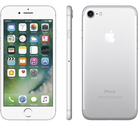 Apple Memoria 128 Gb - iPhone 7 - 128 Gb Silver