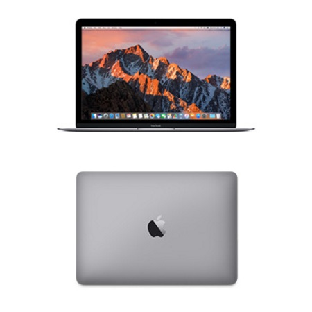 "Apple Display Retina 12"" IPS 2304 x 1440px - MacBook SPACE GRAY MLH82"