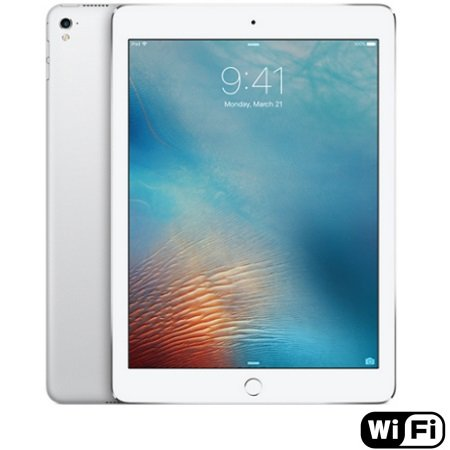 "Apple - iPad Pro 9.7"" Wi-Fi 256GB Silver"
