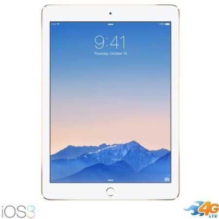 APPLE - IPAD AIR 2 WI-FI +CELL. 32GB GOLD