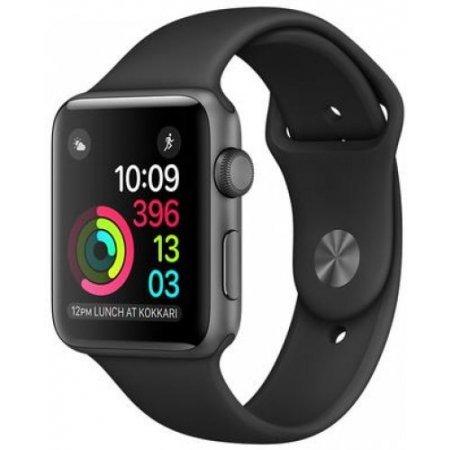 Apple Cassa in alluminio grigio siderale - Watch Serie 1 42 mm