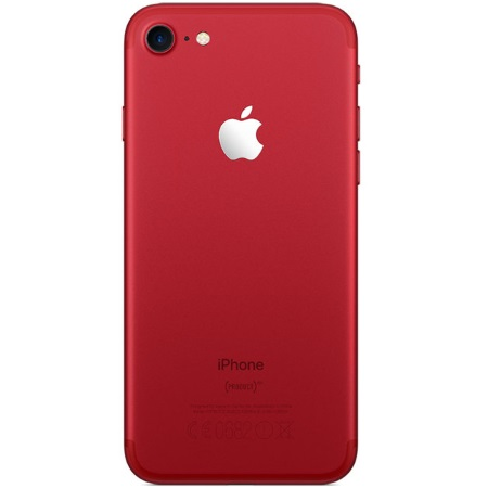 Apple - iPhone 7 - 128 GB Red Special Edition
