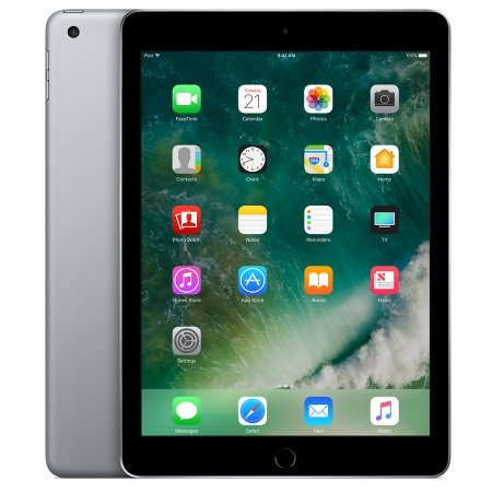 Apple - iPad WIFI 128GB Grigio Siderale