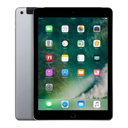 Apple 4G LTE / Wi-Fi - iPad WIFI + Cellular 128GB Grigio Siderale