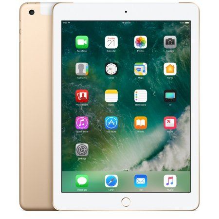 Apple - iPad WIFI + Cellular 128GB Oro