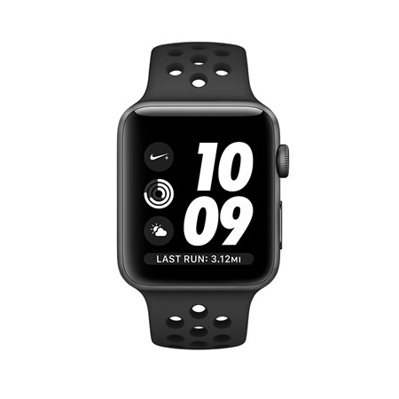 Apple Watchphone - Watch Nike+ 42mm Series 2 Grey Mq182ql/a
