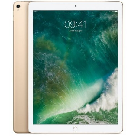 Apple Ipad pro 256gb. - Ipad Pro Wi-fi 256gb 12.9 mp6j2ty/a oro