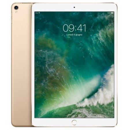"Apple - iPad Pro Wi-fi + Cellular 64Gb 10.5"" Oro"