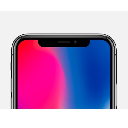 Apple - Iphone X 256Gb Space Gray