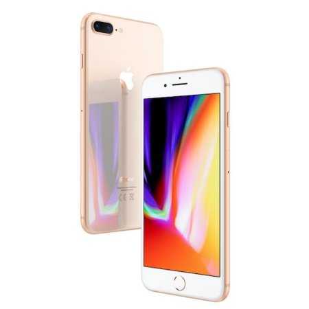 Apple - iPhone 8 Plus 256GB Gold