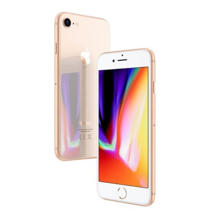 Apple Penta Band – 3G – 4G - Wi-Fi - iPhone 8 64GB Gold