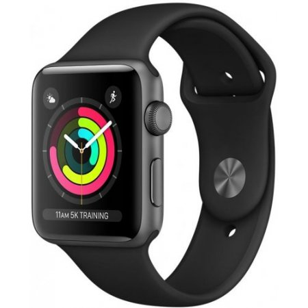 Apple - Watch S3 38mm  Grigio-nero