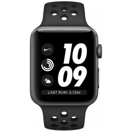 Apple Smartwatch 8gb. - Watch Nike+ 42mm Mql42ql/a Grigio