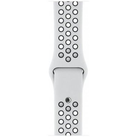 Apple Smartwatch 8gb. - Watch Nike+ 38mm Mqkx2ql/a Silver