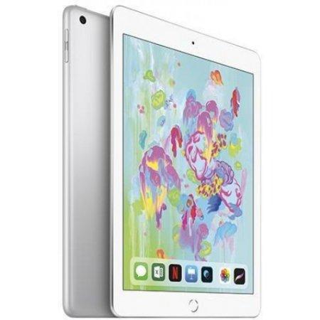 Apple Ipad 6 128gb. - Ipad 2018 Wi-fi 128gb Mr7k2ty/a Silver