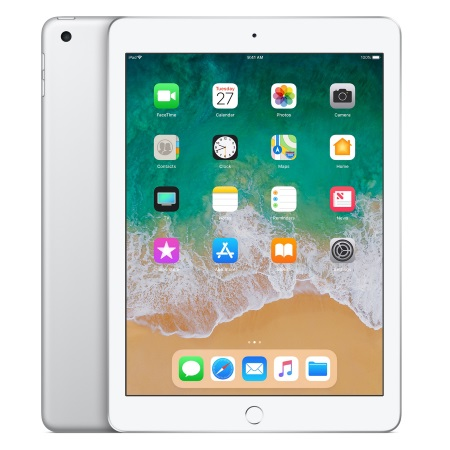 Apple - Ipad 2018 Wi-fi 128gb Argento