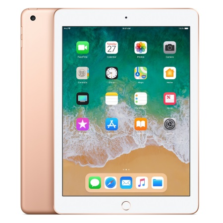 Apple - Ipad 2018 Wi-fi 128gb Oro