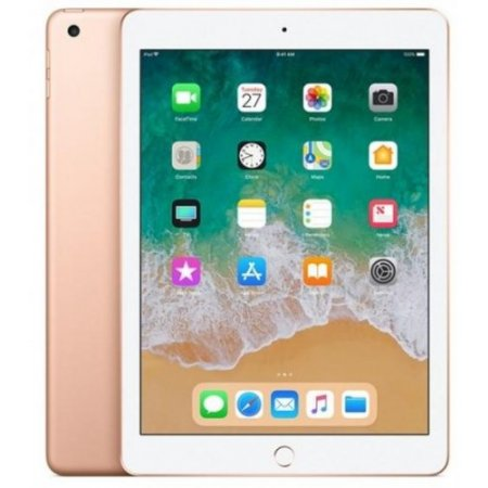 Apple Ipad 32gb. - Ipad 2018 Wi-fi + Cellular 32gb Mrm02ty/a Oro