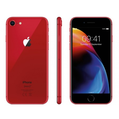Apple - Iphone 8 64gb Rosso Special Edition