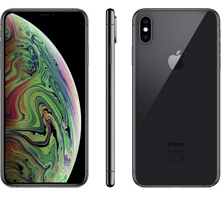 Apple Penta Band / 3G / 4G / Wi-Fi - iPhone XS Max 64GB Space Grey