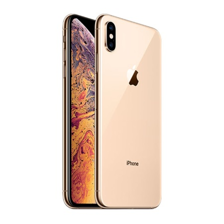 Apple - iPhone XS Max 256GB Gold