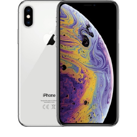 Apple Penta Band / 3G / 4G / Wi-Fi - iPhone XS 64GB Silver