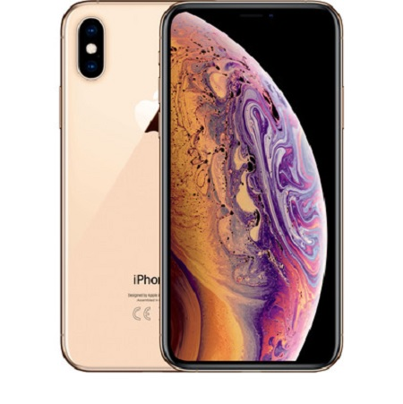 Apple Penta Band / 3G / 4G / Wi-Fi - iPhone XS 64GB Gold